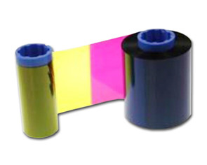 Zebra YMCKO Colour Ribbon 330 Cards
